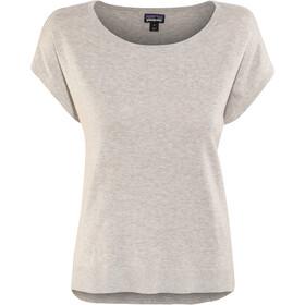Patagonia Low Tide - Camiseta manga corta Mujer - gris